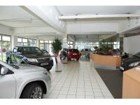 Toyota Verkaufsraum