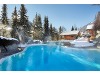 Thumbnail Saunadorf mit Solepool im Winter