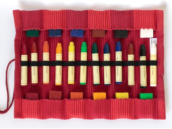 Vorschau - Komm doch mit auf einen Ausflug in die bunte Welt der Farben. Zum papiertiger.