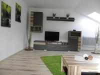 Wohnzimmer im Appartement AHORN