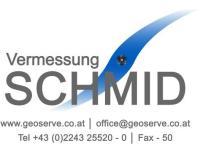 Vermessung Schmid ZT-GmbH