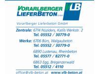 Vorarlberger Lieferbeton GmbH VLB