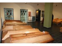 Ausstellungsraum Rundgang