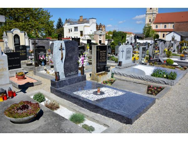 Vorschau - Fertige Grabanlage
