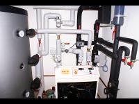 Wärmepumpenanlage geosolar