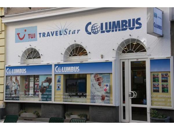 Columbus Reisen Filiale Kutschkergasse 42