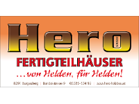 Fertigteilhäuser ... von Helden, für Helden!