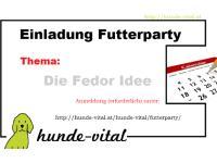 Futterparty
