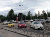 Qualitätsgebrauchtwagen Präsentation