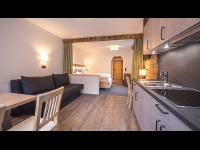 Zimmer/Apartment Typ C 35 m²