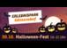 Das gruselige Halloweenfest, 30.Oktober 2016, 10.-21.00 Uhr