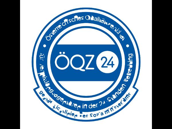 Pflege-daheim ÖQZ nationales Qualitätsgütesiegel