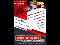Rothhaupt - Malerei & Werbetechnik