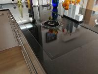 Hochglanz Küche