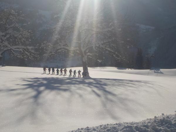 Vorschau - Schneeschuhwandern