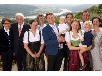 Ihre Gastgeber Familie Schachner - copyright Foto Bauer