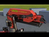 3D Animation | PALFINGER – PK 50002 EH