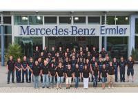 Mercedes-Benz Ermler Team