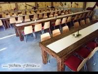 Rustic Style Tische Eiche Massiv