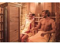 Balinesische Sauna im Hotel Paradiso