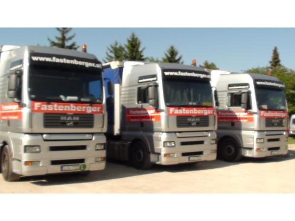Vorschau - LKW für nationale und internationale Transporte