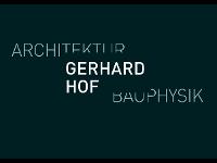 DI Gerhard Hof - Bauphysiker