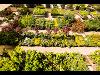 Freigelände im Gartencenter