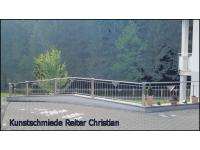 Reiter Christian - Kunstschmiede u Edelstahlarbeiten