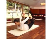 Yoga-Ruheraum