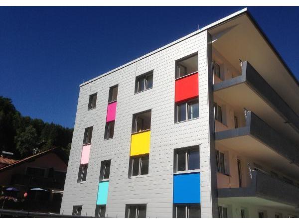 Vorschau - Fassade Sidings