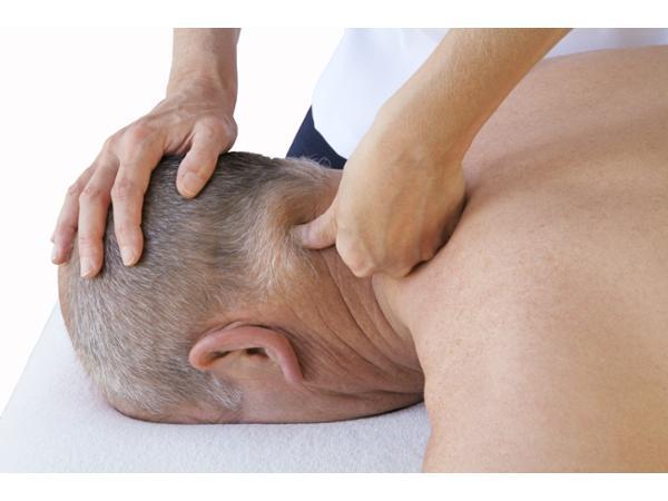 Triggerzonen - Massage