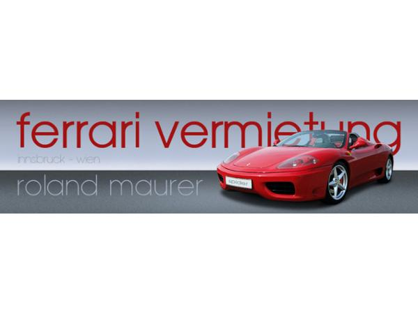 Ferrarie Vermietung