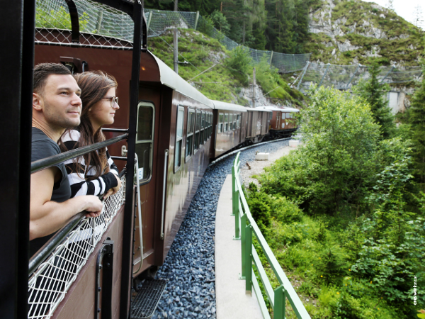 Vorschau - Mariazellerbahn - Ötscherbär