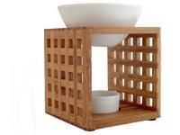 Dftlampen und Aromaschalen in verschiedenen Design und Materialien