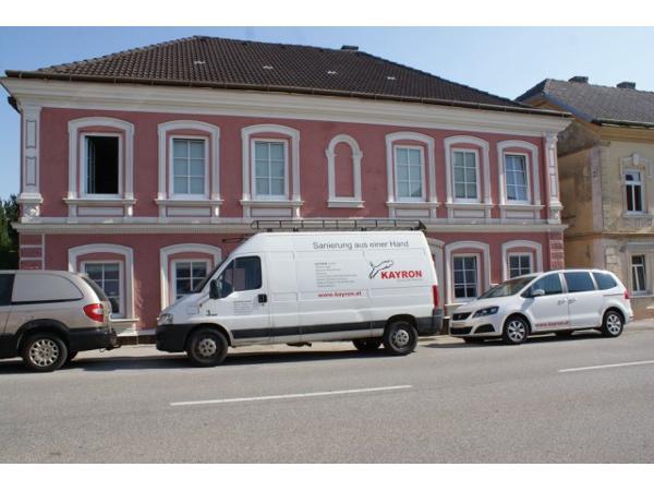 Kayron / Firmensitz in Aschbach Markt