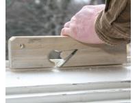 Tischlerarbeiten an Fenstern und Türen