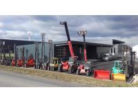 neues Firmengebäude H&H Satplerservice
