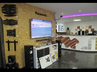 LED-TV und Wandhalterungs-Sortiment