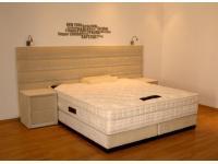 Doppelbett Amethyste, King Koil