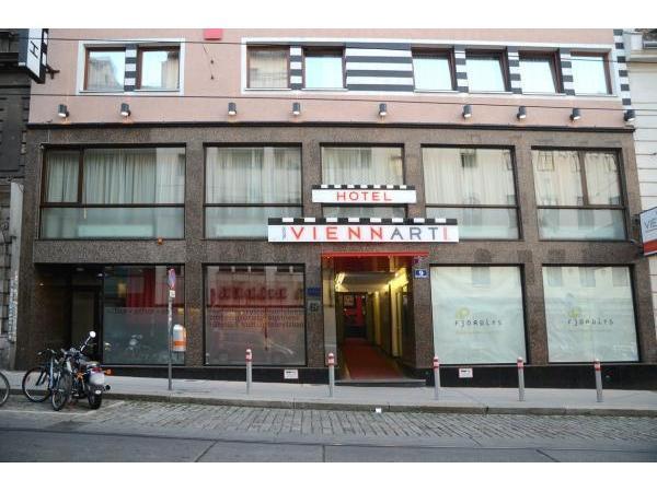 Hotel viennart am museumsquartier 1070 wien hotel for Design hotel 1070 wien