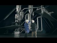 AMMAG GmbH Schüttguttechnik, Sprühgranulation