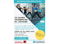 Jazzercise Event 26. April 2020