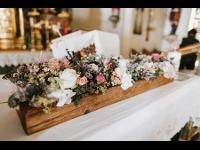 Kirchenschmuck für Hochzeiten