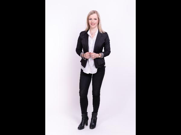 Janina Illwither - Office Trainee