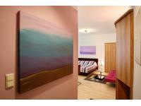Vorzimmer: Studioapartment 38m2 mit WIFI und Klimaanlage