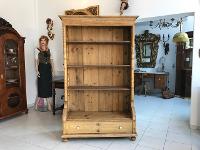 Fichtenholz Regal aus dem Burgenland Stellage Bücherregal