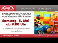 Kinder Spielzeug Flohmarkt in der Galleria!