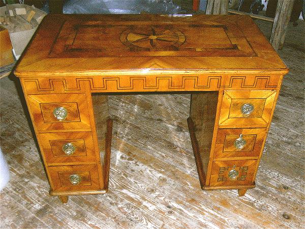 Vorschau - Josephinischer Schreibtisch Wien nach 1790