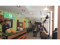 Malerarbeiten- Nachher bei Restaurant Prosi