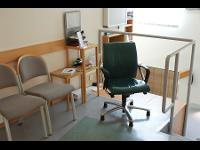 Unser Anmessbereich für orthopädische Einlagen, orth. Maßschuhe